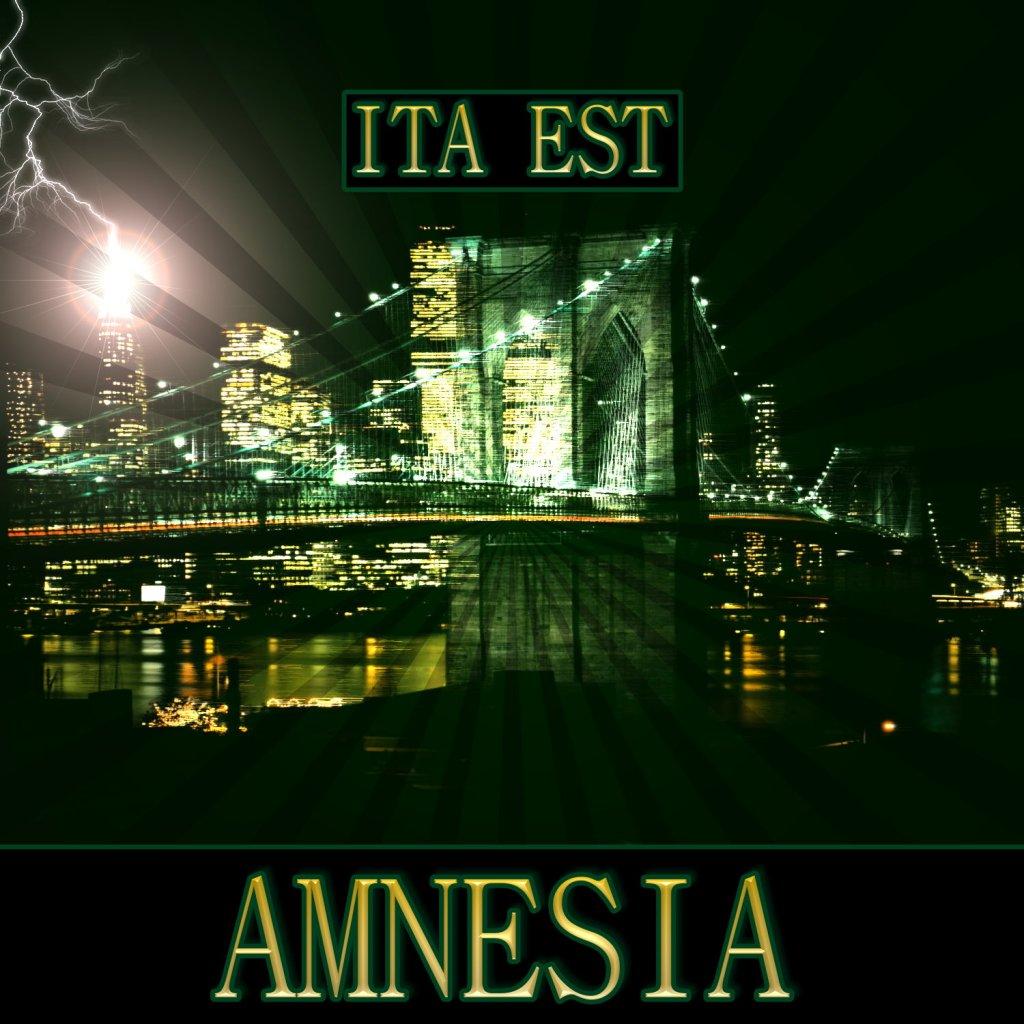 Jaquette - Amnesia