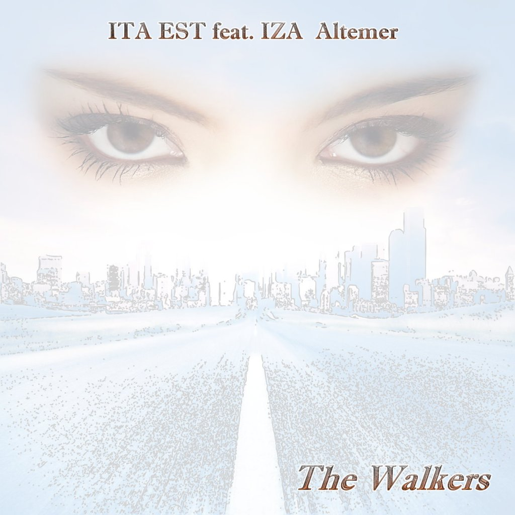 Jaquette - The Walkers